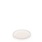 80LID 73.5mm Natural Flat plastic Lid